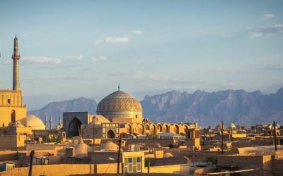"""Iran """"Gli ori della Persia – martedì 22 Marzo 2016"""