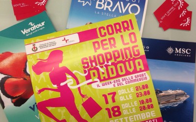"""""""Corri per lo Shopping"""" – Padova"""