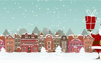 Letterina di Babbo Natale, direttamente da Rovaniemi